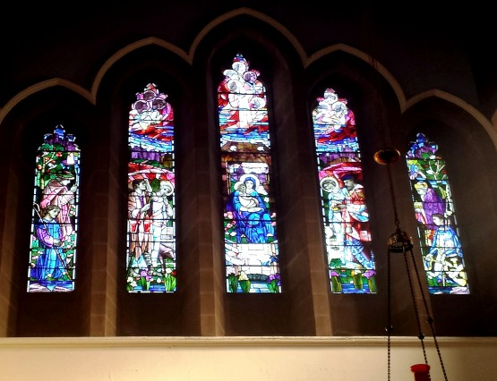 Holy Trinity East Window