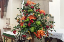 2016. 11. 13 - Remembrance Sunday at Holy Trinity (2)
