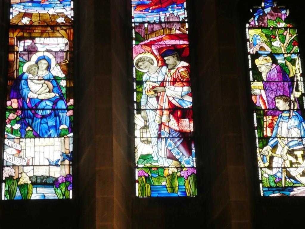 2017. 10. 13 - Holy Trinity East Window PL (3) - Small