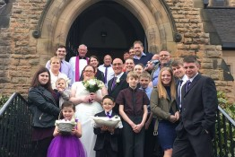 2018. 03. 24 - Wedding of Susie Barnfather and Wesley Powers - from Fr Tom (9)