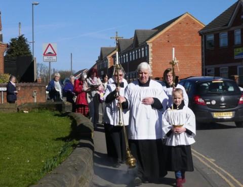 2018. 03. 25 - Palm Sunday at Holy Trinity PL (2)