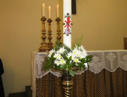 2018. 04. 01 - Easter decorations at Holy Trinity - PL (1)