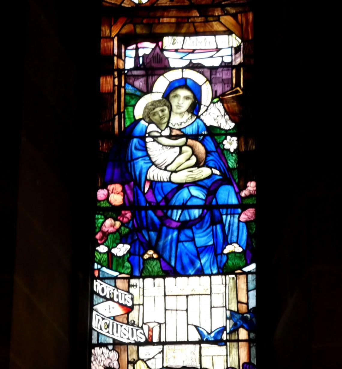 2017. 10. 13 - Holy Trinity East Window PL (4)